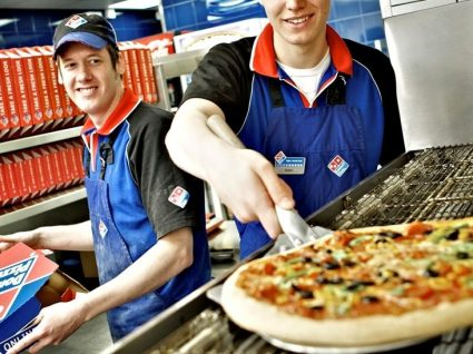 Domino's abriu mais uma pizzaria em Lisboa