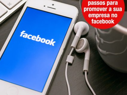5 Passos para promover a sua empresa no facebook