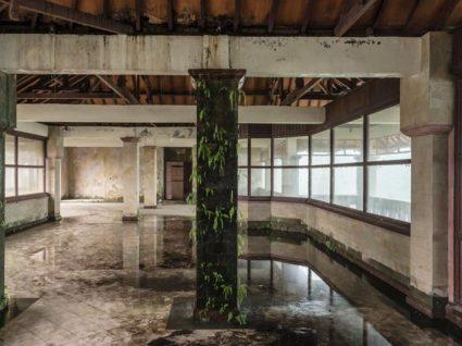 Quando um hotel abandonado se torna fascinante