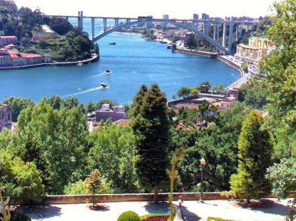 Os 5 melhores parques no Porto