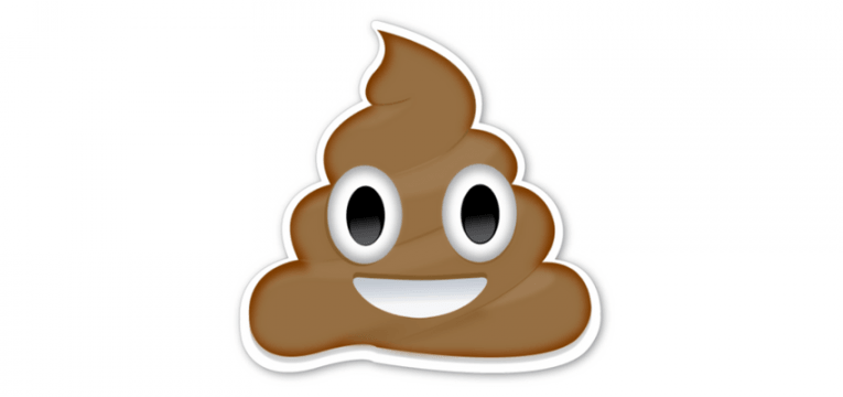 the poo emoji