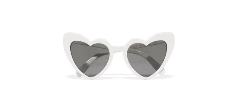 óculos de sol à Lolita saint laurent