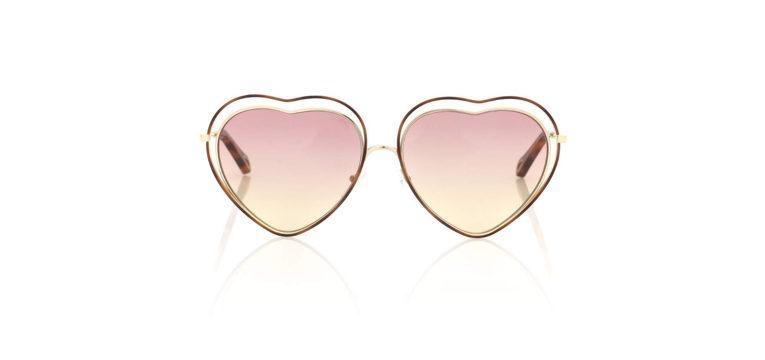 óculos de sol à Lolita Chloé