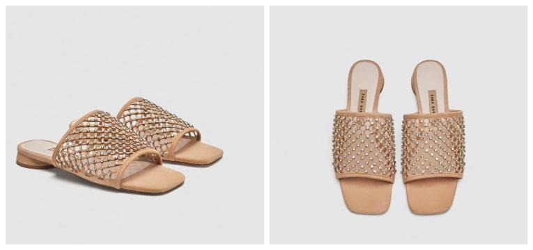sapatos consoante o tipo de pé mules