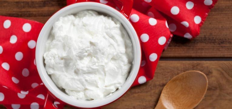 molho de iogurte caseiro