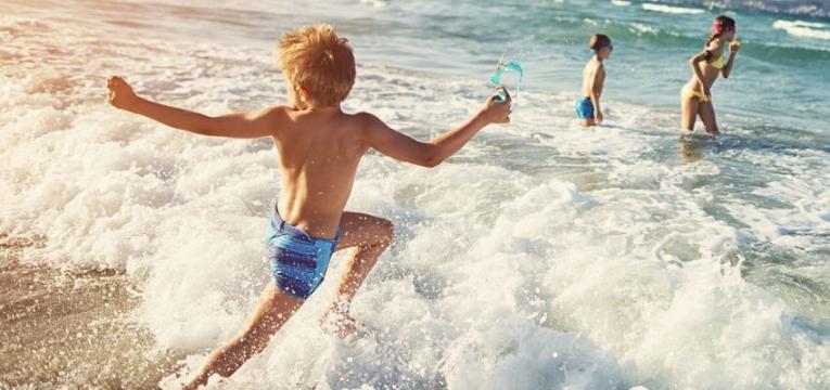 o que fazer na praia