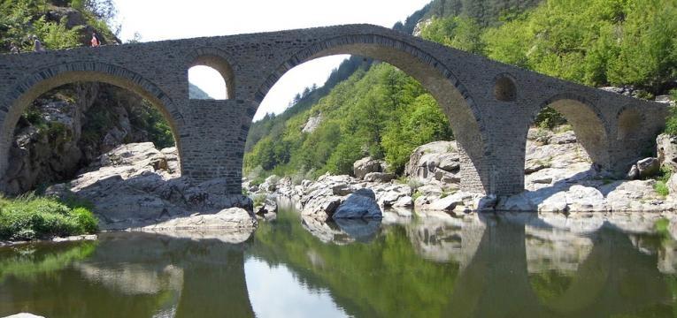 ponte do diabo bulgária