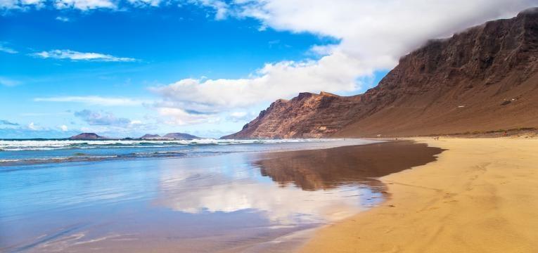 Praia El Risco Haría
