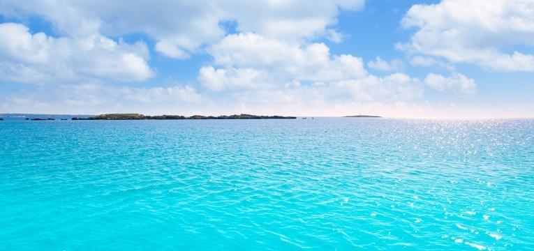 Praia S'Alga Formentera