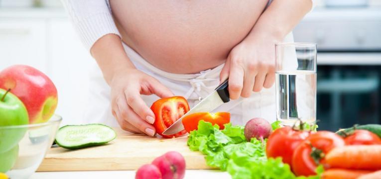 dieta saudavel gravidas