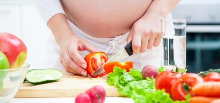 alimentaçao na gravidez