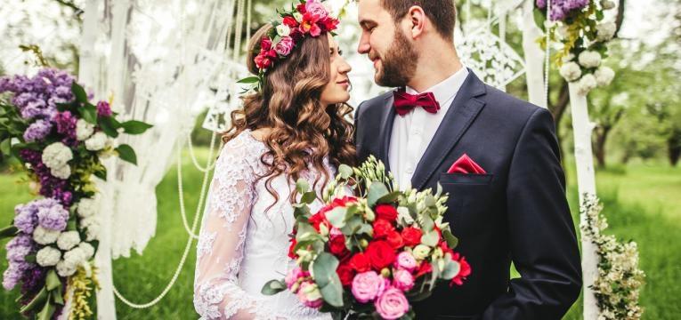 quintas de casamento