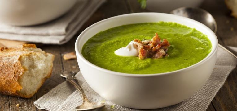 sopa de abacate