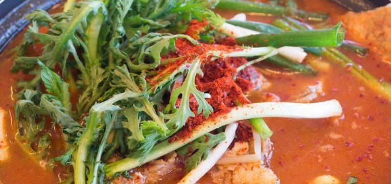 sopa de peixe alentejana