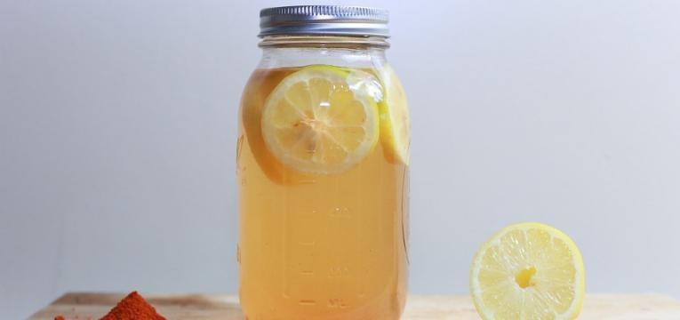 sumo de limão
