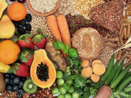alimentos ricos em fibra para um intestino saudável