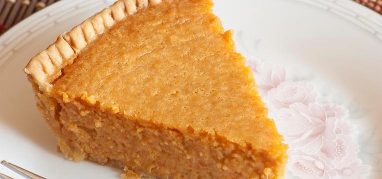 tarte de batata-doce