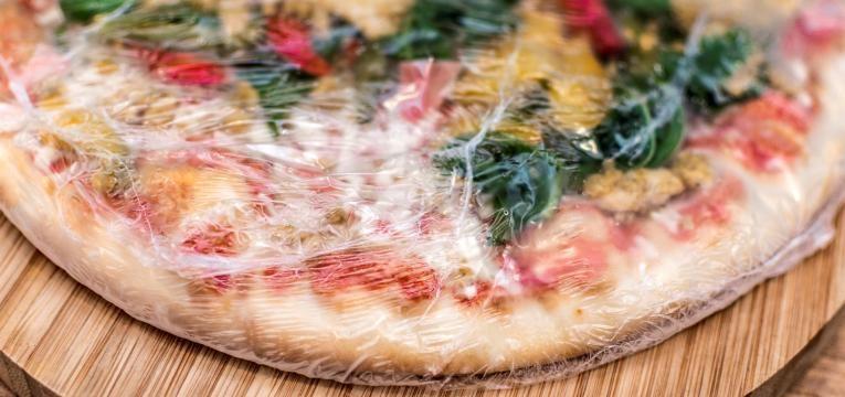 a pizza congelada é um dos alimentos pouco saudáveis