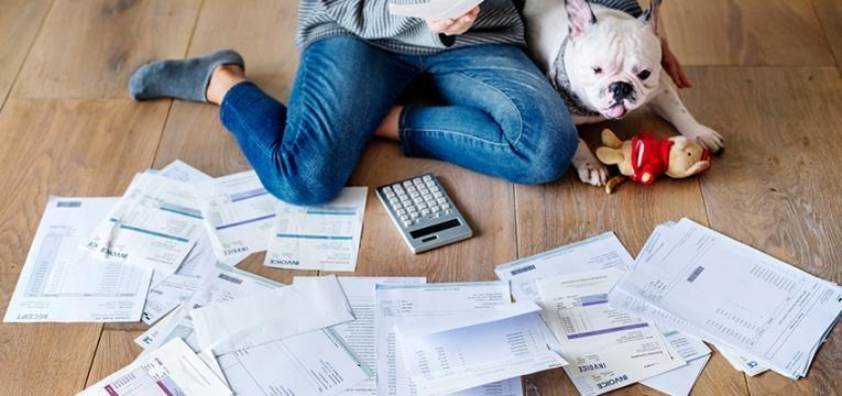 demasiadas contas para pagar? 6 dicas para reorganizar finanças