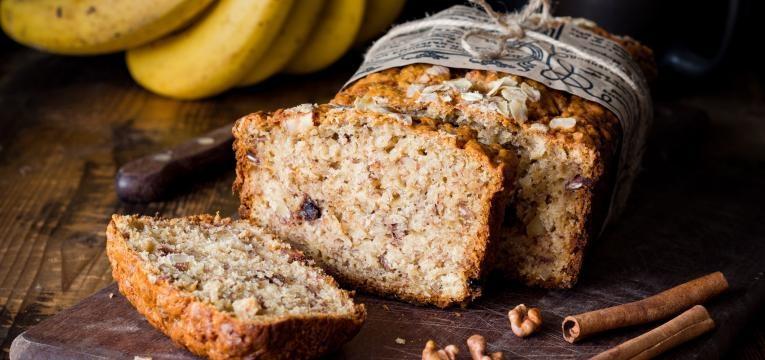 bolo de banana na bimby: como fazer