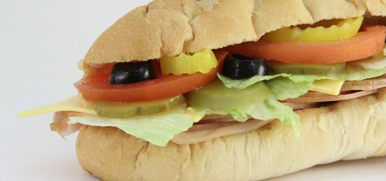 sanduiche de peru