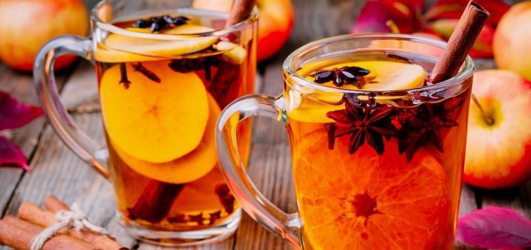 o chá de canela é um bom chá para a tosse