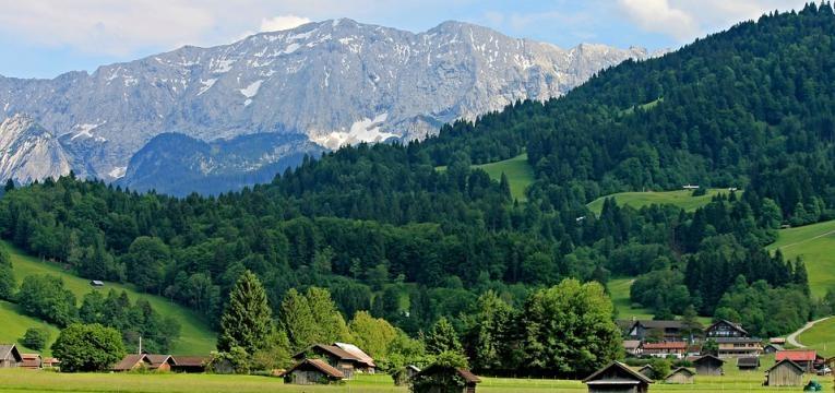 Alpes da Baviera