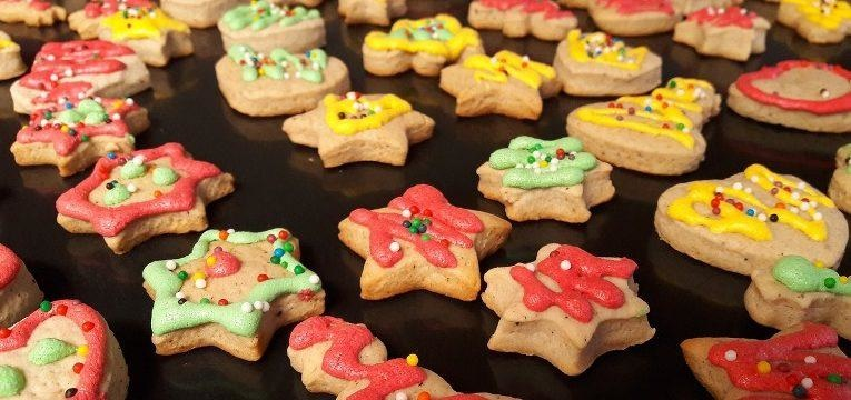 receitas saudáveis de Natal