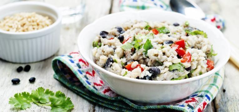 arroz de couve flor