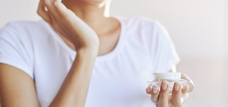 Cuidar do rosto na gravidez
