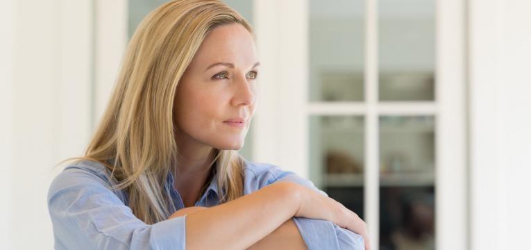 A menopausa é um processo complexo