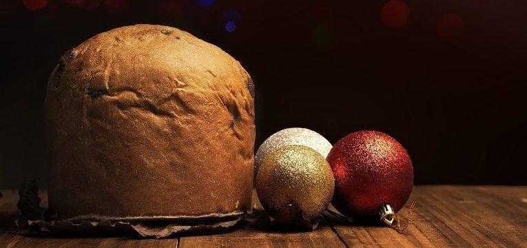 bolos de Natal tradicionais