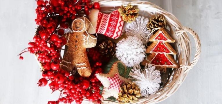 cabazes de Natal originais