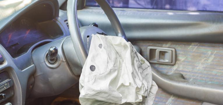 airbag vazio