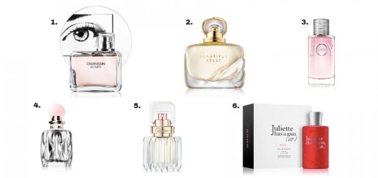 perfumes para a estação fria