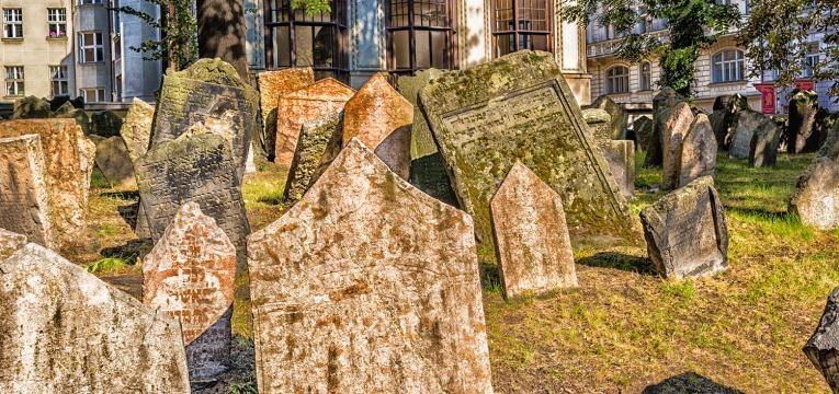 cemitério judeu praga