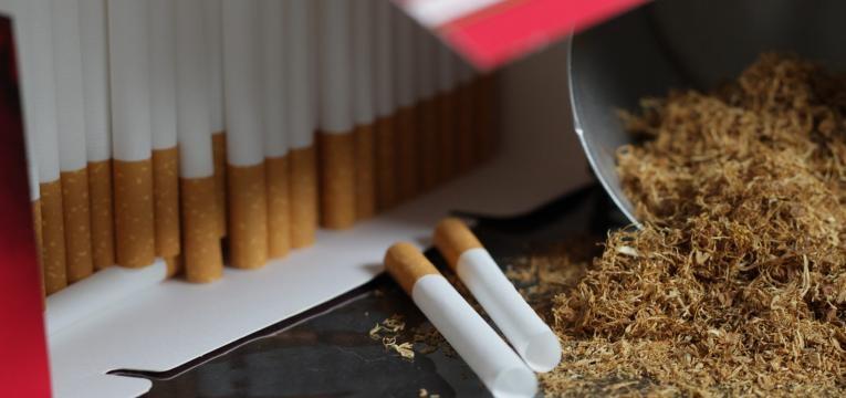Constituintes dos cigarros