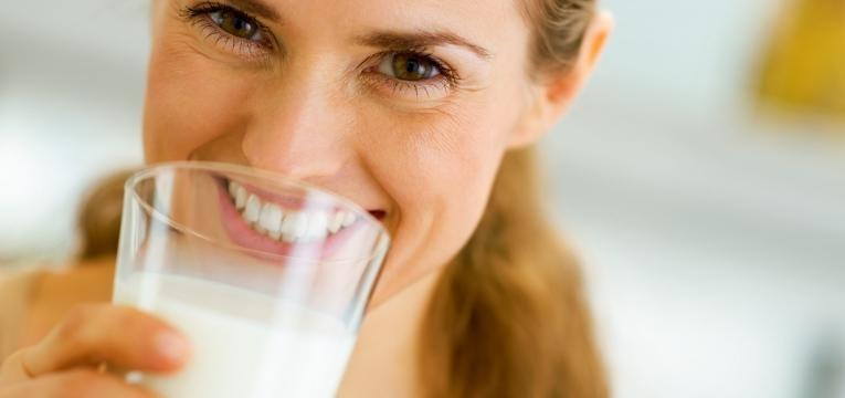 beber leite