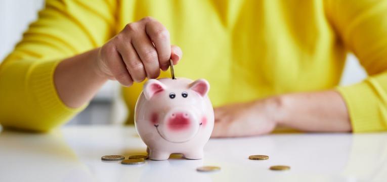 poupar um euro por dia