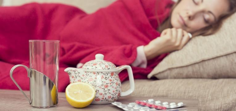 Medicamentos para a gripe