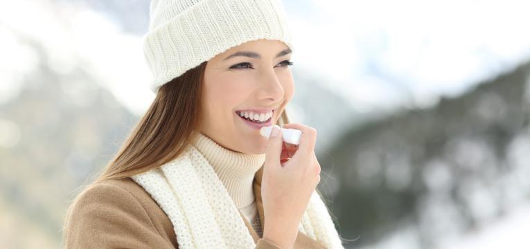 hidratar lábios