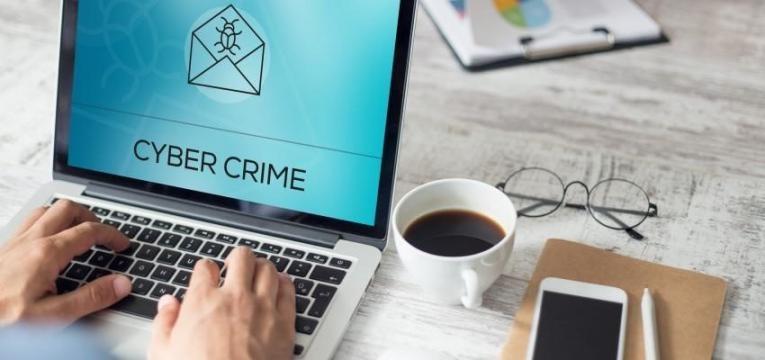 Roubo de identidade internet é cibercrime
