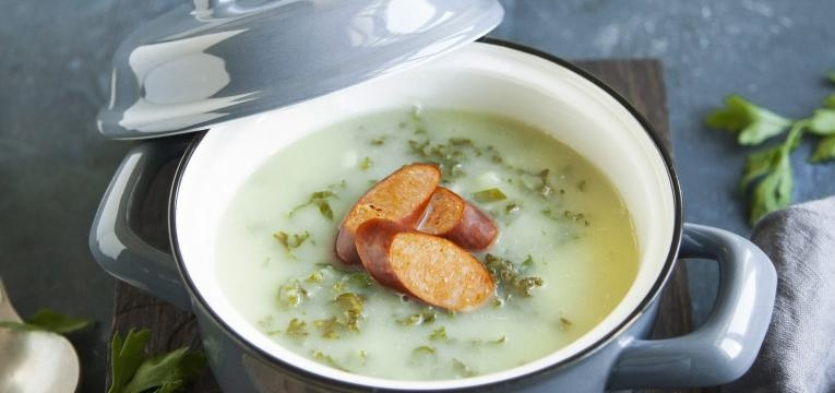 receitas de caldo verde