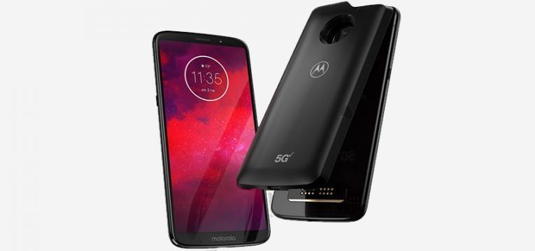 telemóveis 5G