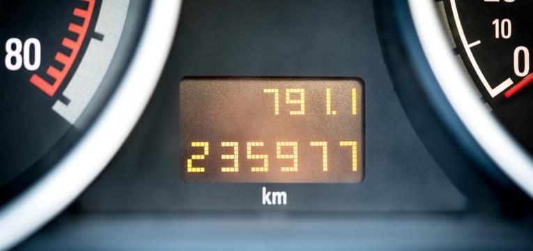 carros com 100 mil km