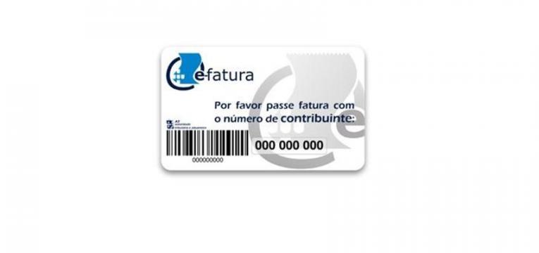 cartão eFatura