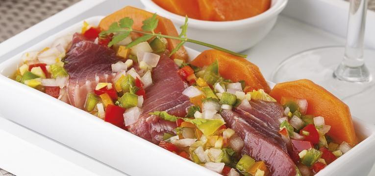 receitas com atum