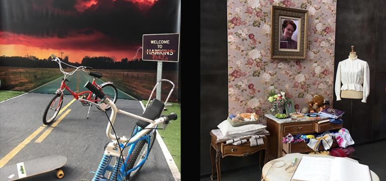 Amante da série Stranger Things? Pop-up experience chegou ao Porto
