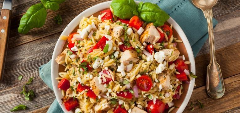 arroz à grega