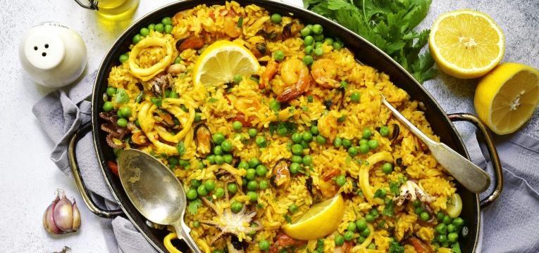 arroz a grega
